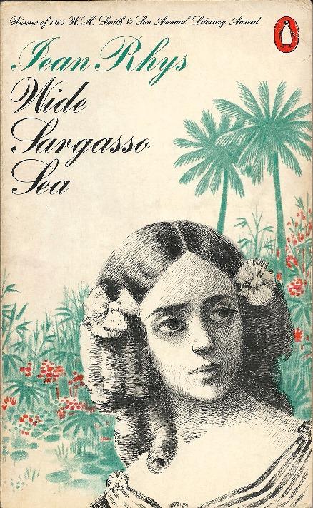 Wide Sargasso Sea - the original Penguin cover